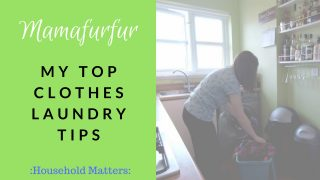 My top Clothes Laundry Hacks and Tips - Mamafurfur
