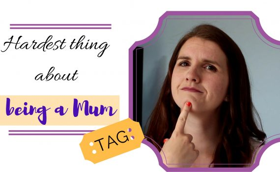 The Hardest thing about Being a Mum/Mom Tag ¦ Motherhood Q&A