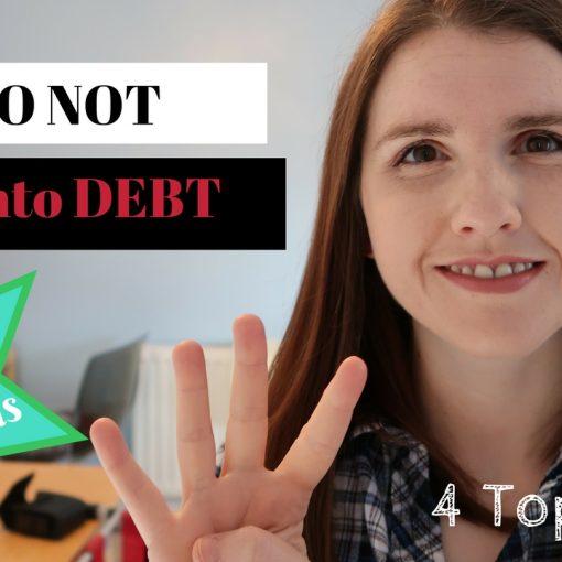 How to NOT Get into DEBT at Christmas ¦ Debt free Christmas ¦ Christmas Budgetting