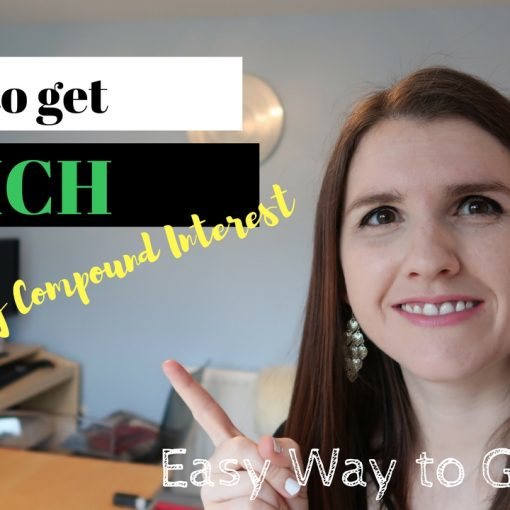How to get Rich using Compound Interest ¦ Easy Way to Get Rich