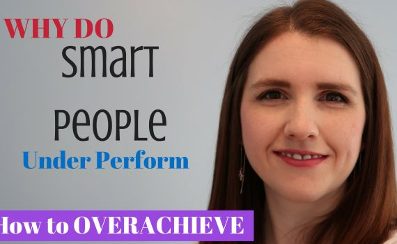 Why do Smart People Under perform ¦ How to overachieve anything ¦ Mamafurfur