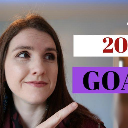 My 2018 Focus Goals ¦ Goal setting ¦ Mamafurfur
