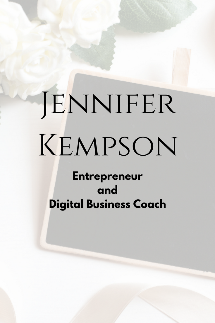 Jennifer Kempson Parent Entrepreneur Finance & Lifestyle Blog, debt free living, financial freedom, goals, inspirational,