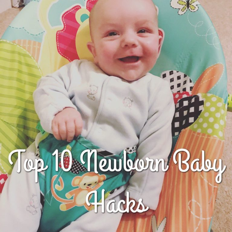 New Vlog – Top 10 Newborn Baby Hacks