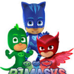 Why we love the PJ Masks in this house right now