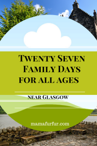 27 Family Days Out near Glasgow for all ages  on a tight budget