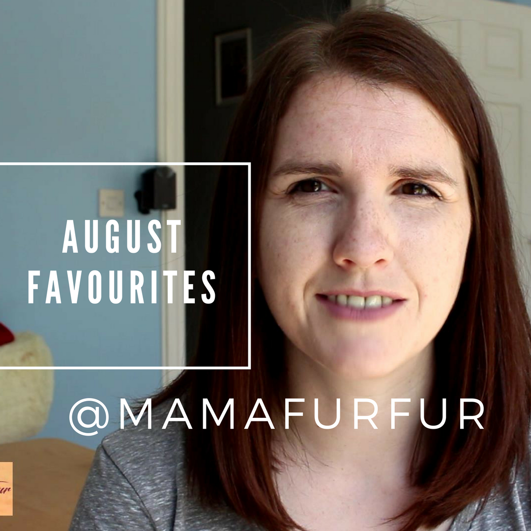 August Favourites Vlog - Mamafurfur