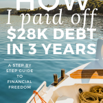 How we paid off $28k/£22k debt within 3 years using the AutoPilot Money Strategy