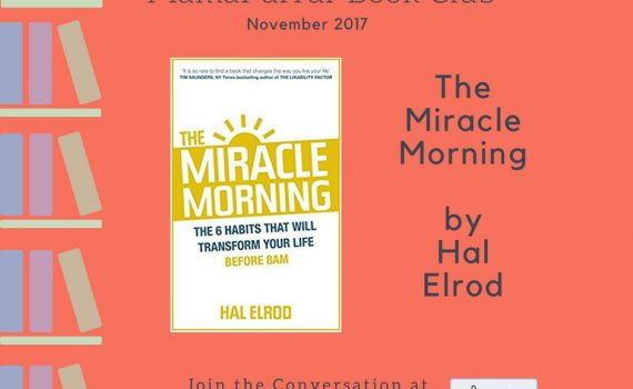 The Miracle Morning Mamafurfur Book Club November 2017