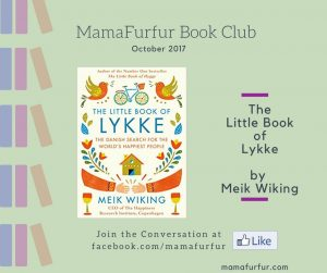 Mamafurfur Book Club October 2017 - The Little Book of Lykke by Meik Wiking