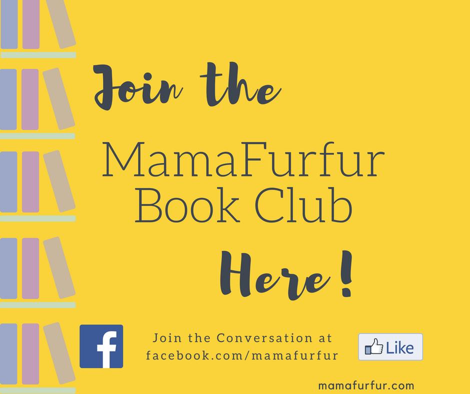 Book Club website advert