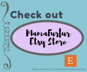 Visit the Mamafurfur Etsy Store