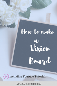 DIY Vision Board ¦ How to Make a Simple Vision Board