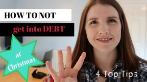 How to NOT Get into DEBT at Christmas