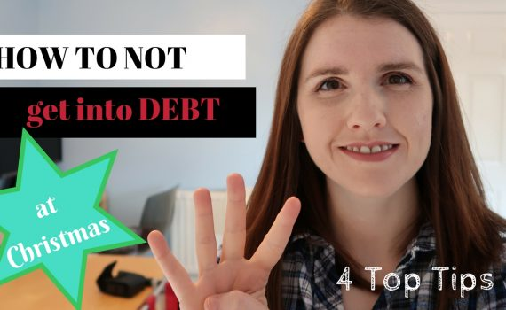 How to NOT Get into DEBT at Christmas ¦ Debt free Christmas ¦ Christmas Budgetting