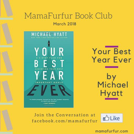 your best year ever by michael hyatt #mamafurfur #bookclub #motivational #books