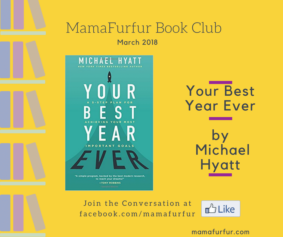 your best year ever by michael hyatt #mamafurfur #bookclub #motivational #books