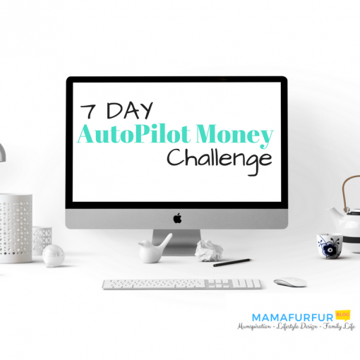 7 day Autopilot money makeover challenge header