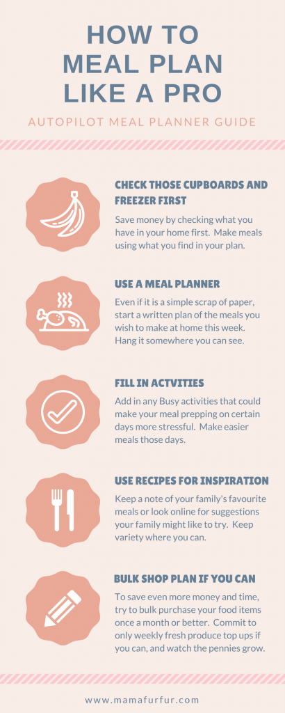 How to meal plan simple and easy meal plan tips hacks #mealplan #budgeting #debtfree #familyfood #cookingtips