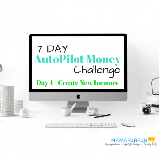 Day 4 - 7 day money Create New Incomes #financialfreedom #debtfree #frugalliving #investing