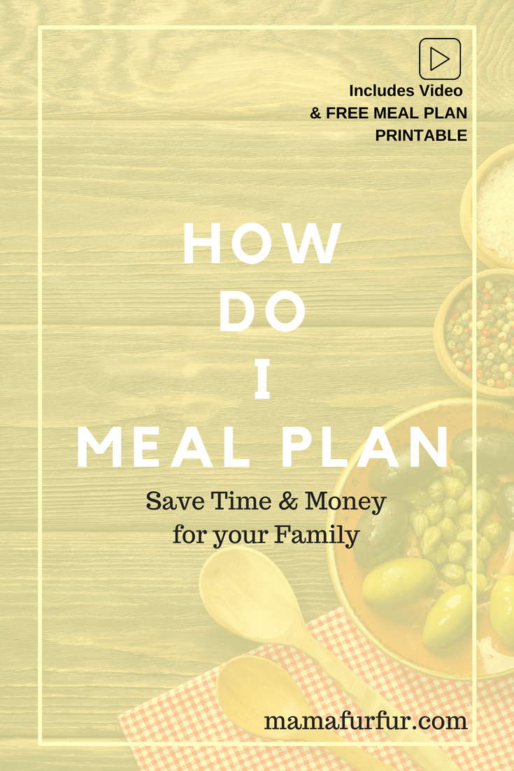 How do I meal plan #savingmoney #,ealplan #frugalliving #food #family #savemoney