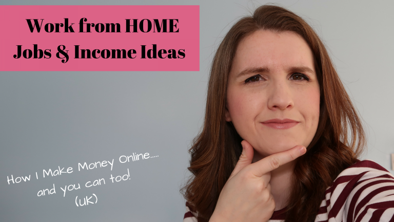 Work from HOME Jobs Ideas for Busy Moms Mums ¦ How I Make Money Online UK