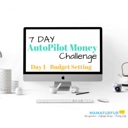 7 day autopilot money makeover challenge #debtfree #financialfreedom #budgetting