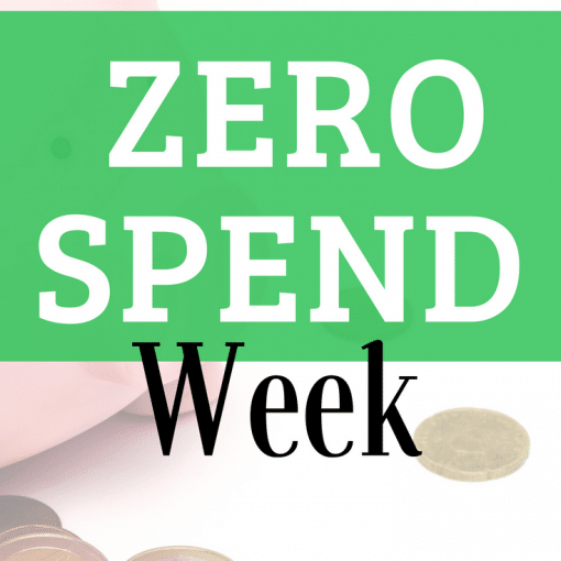 How to do a Zero Spend money freeze week as a family successfull #budgeting #debtfree #smartermoney