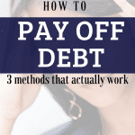 How to Pay off your Debt Faster
