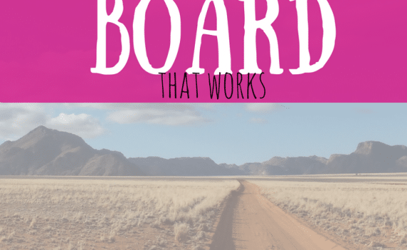 How to create a vision board that works #goalsetting #dreamlife #futurelife