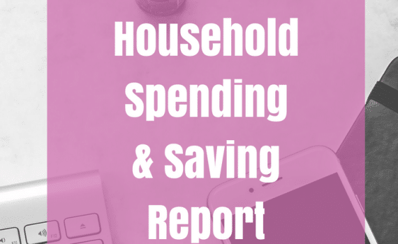 Real Family Household Spending and Saving report Financial freedom journey UK - May 2018 #budgeting #financialfreedom #finances #money