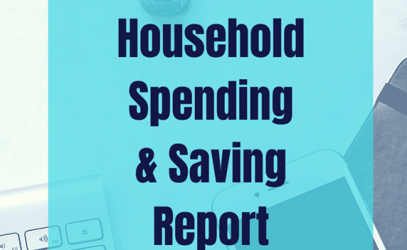 July 2018 Debt Free Household Spending and Saving report - Real Family Budget #budgeting #debtfree #financialfreedom