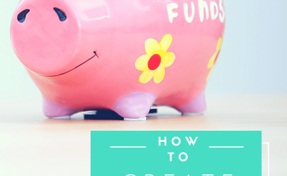 How to create a Baby Steps Budget #savemoney #daveramsey #babysteps #smartersavings #smarterspending