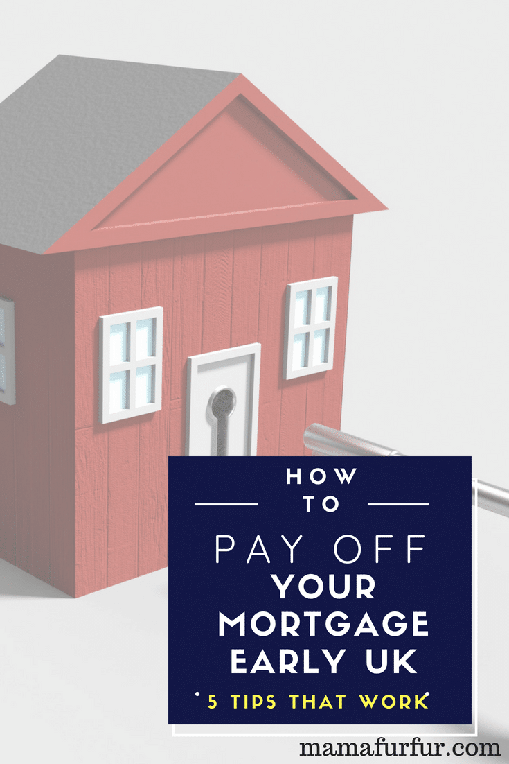 How to pay off mortgage early uk #debtfree #finances #financialfreedom