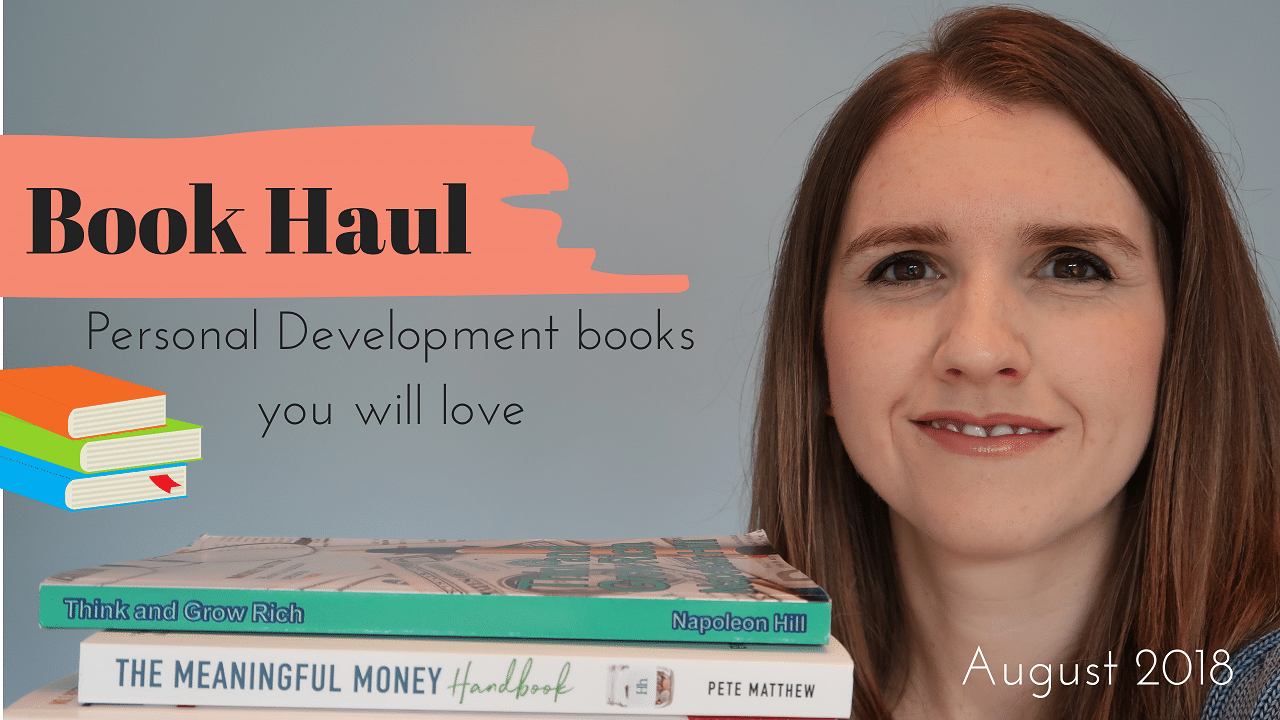 August 2018 Book Haul UK – My favourite books from the past month