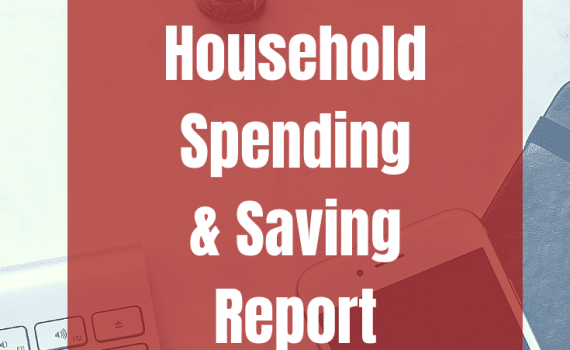 September 2018 Real family household spending and saving report #financialfreedom #debtfreeuk #budgeting
