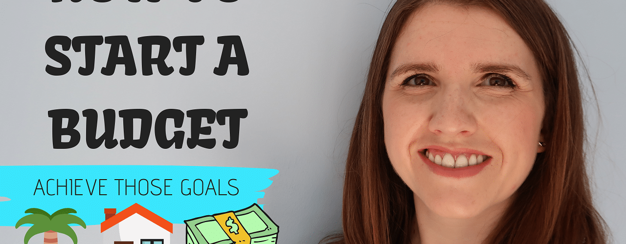 How to start a budget and achieve your financial goals #budgeting #debtfree #zerobasedbudgettips