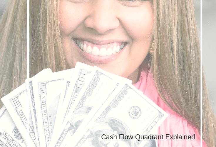 Cash flow quadrant explained from employee to investor #investing #debtfree #cashflowquadrant #richdadpoordad