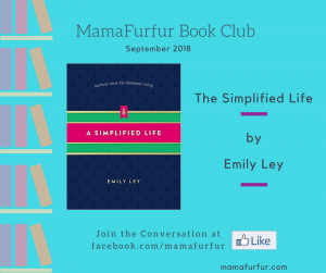 September 2018 Book Club Selection – A Simplified Life by Emily Ley