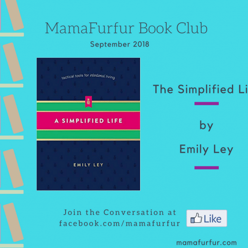 September Book club Mamafurfur - A Simplified Life #bookclub #reading #personaldevelopment