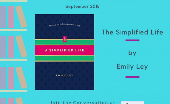 September Book club Mamafurfur - A Simplified Life #bookclub #reading #personaldevelopment