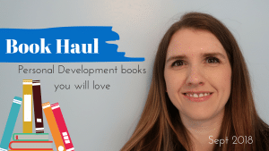 September 2018 Book Haul UK – My favourite books from the past month