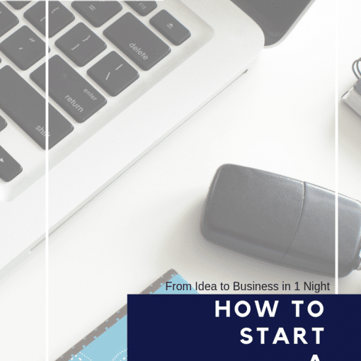 How to start a business UK - 7 Steps from Idea to Business in 1 night #workfromhomeideas #entrepreneur #onlinebusiness