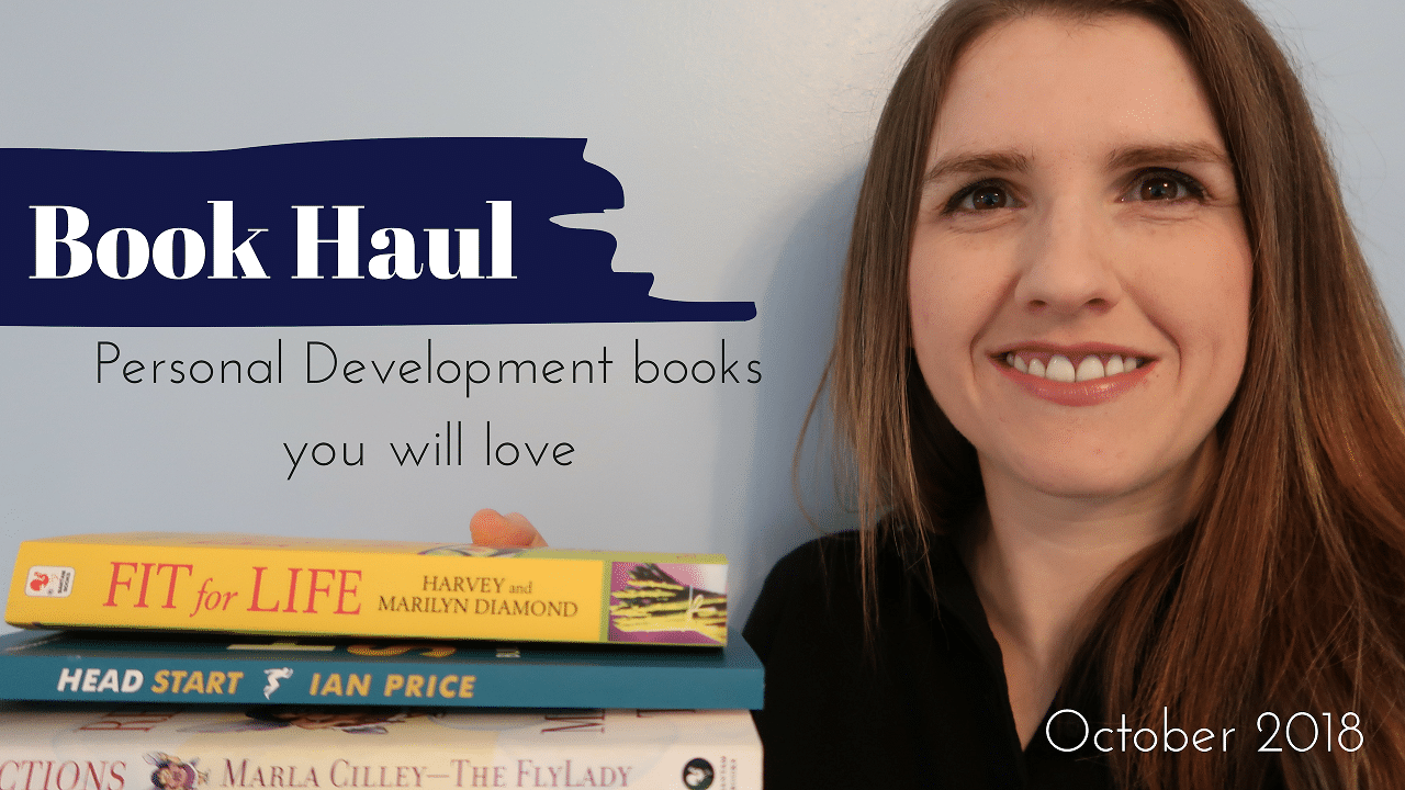 October 2018 Book Haul UK – My favourite books from the past month