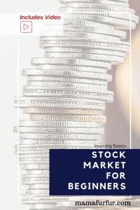 The Stock Market for Beginners: Investing Basics UK #investing #debtfree #stockmarket