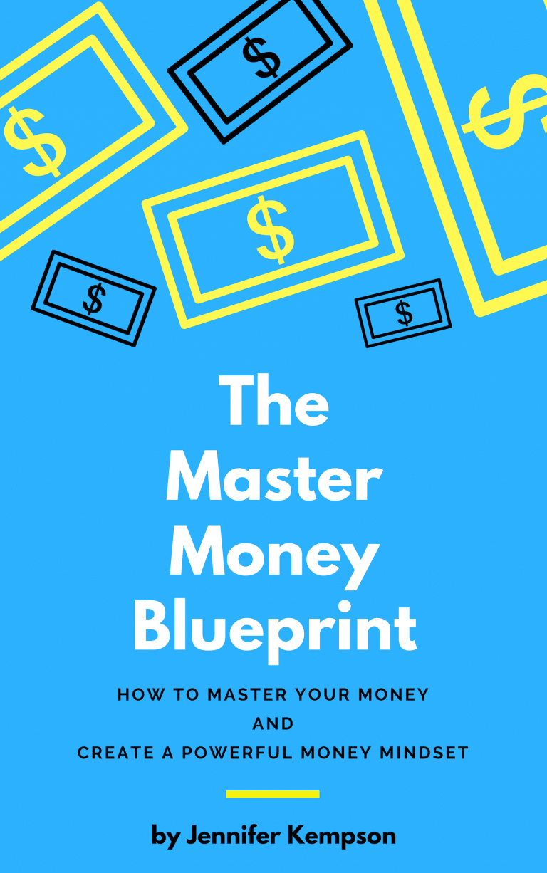 The Master Money Blueprint is OUT NOW!