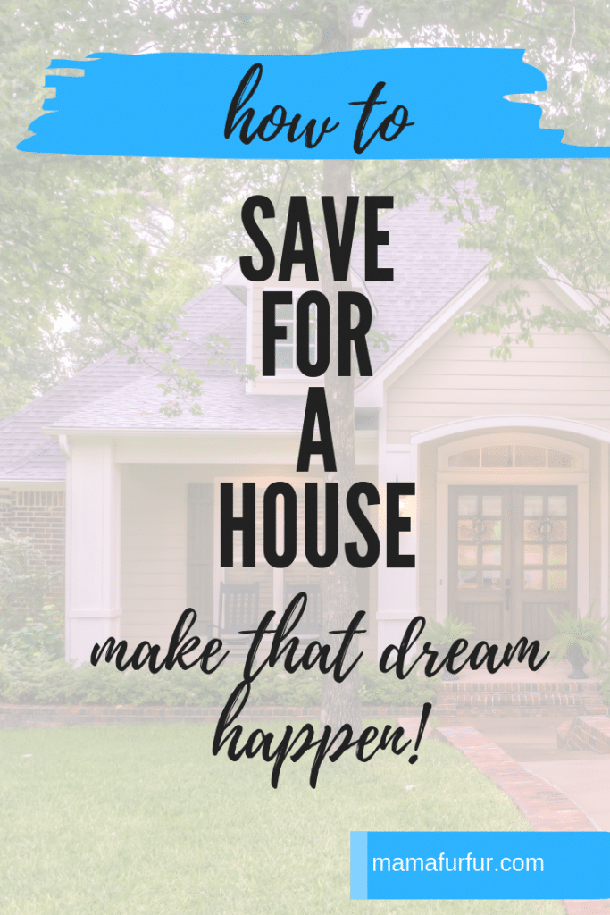How to save for a house uk #budgeting #firsthome #savings