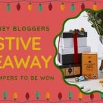 UK Money Bloggers Festive Giveaways! Win 1 of 8 Festive Hampers