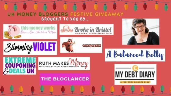 Uk Money Bloggers Festive Giveaways 2019