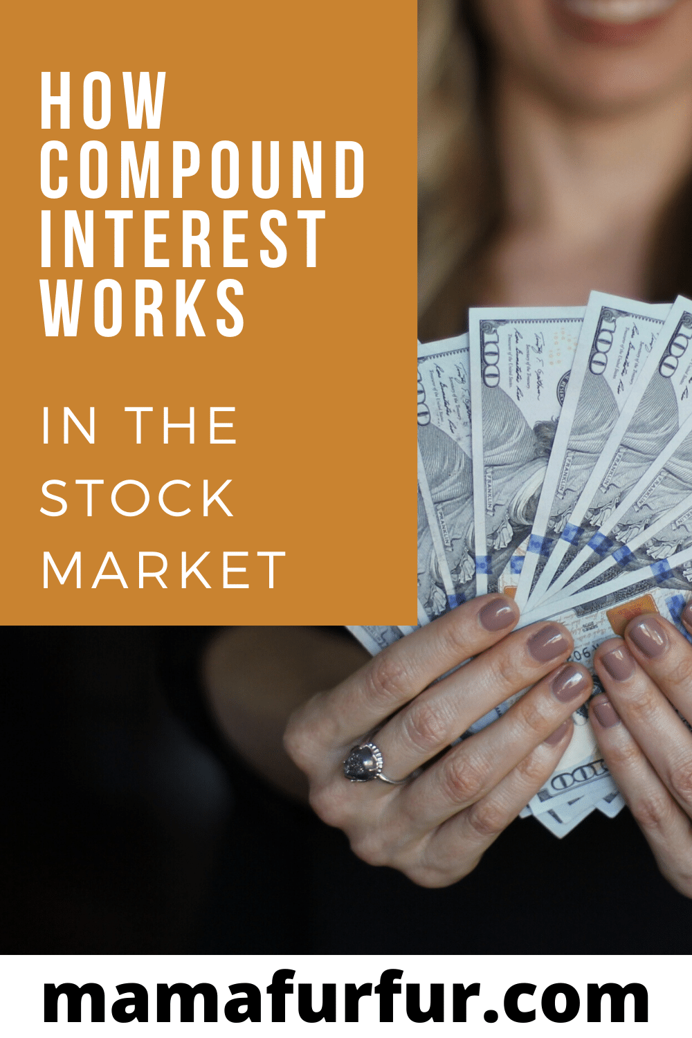 HOW COMPOUND INTEREST WORKS in the Stock market - Beginner friendly for Stock market UK